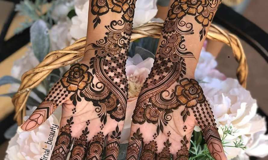 Latest New Bridal Mehndi Designs Collection 2020 For Full Hands