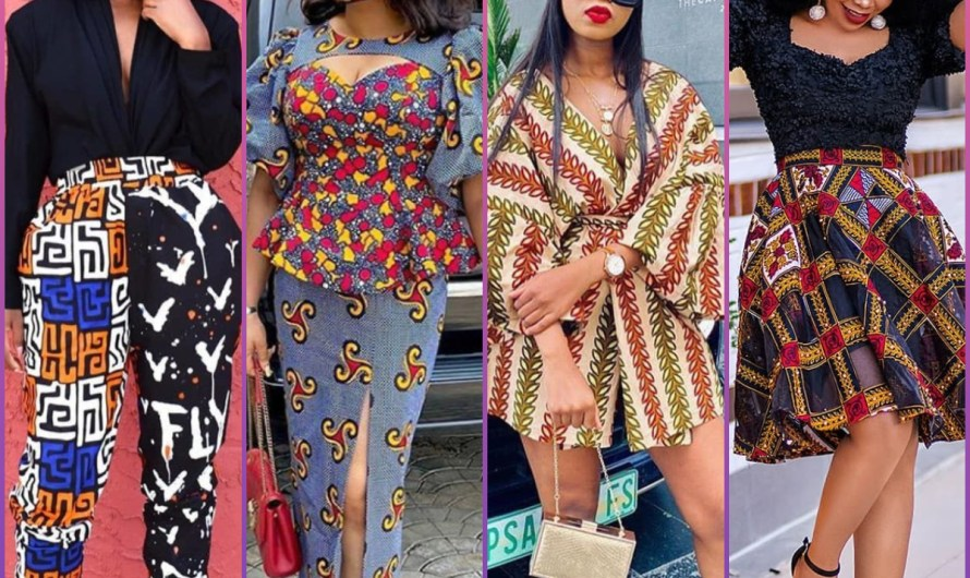 Musical Night Wear Latest African Ankara Style Dresses 2020