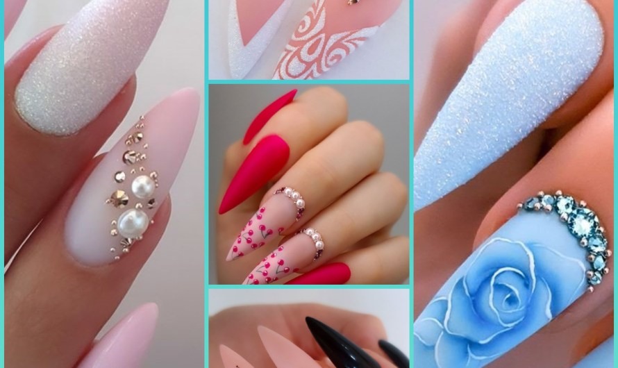 Bridal Nail Designs 2020 Amazing Nail Art Gallery For Girls