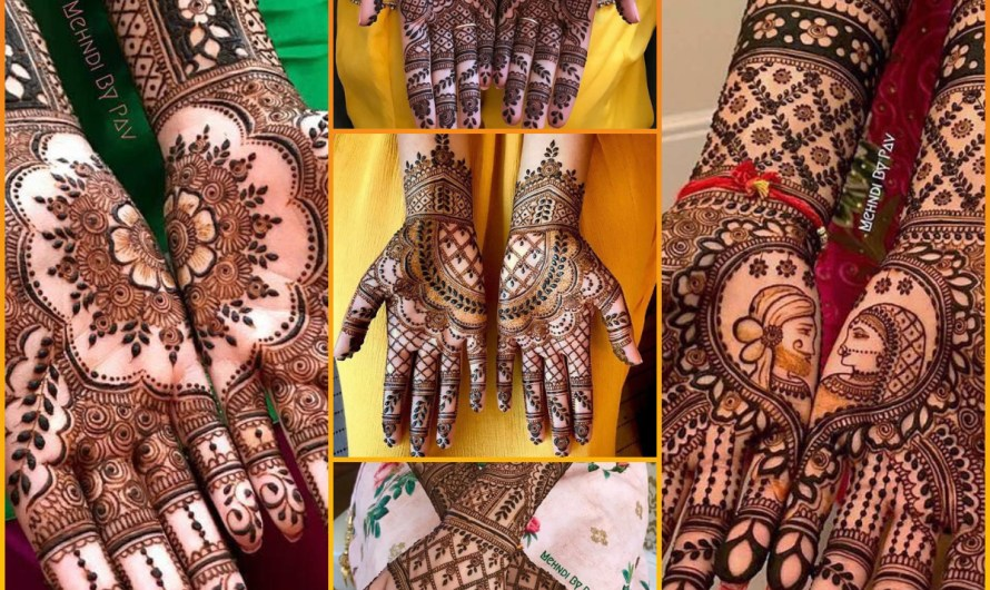 Download Images Of Quick Bridal Easy Full Hand Mehndi Designs 2020
