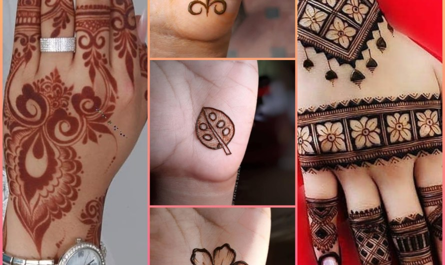 Very Easy Mehndi Designs 2020 Unique Tattoos Collection For Girls