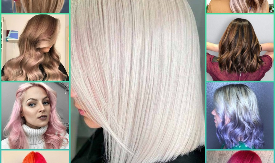 45+ Modern Color Shades For Hairstyles 2020 Popular Hair Color Trends For Ladies