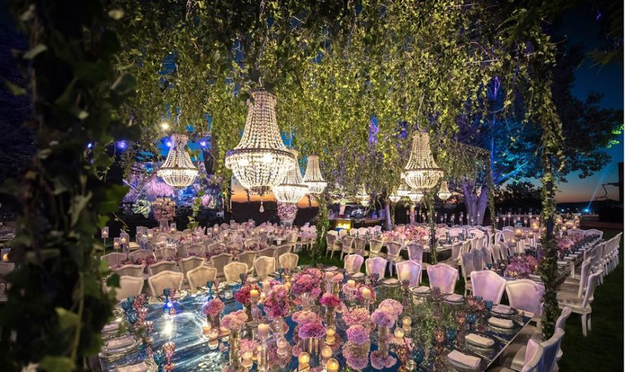 Outdoor Flower Wedding Decoration Setup Ideas 2020 Latest Theme Trend Images