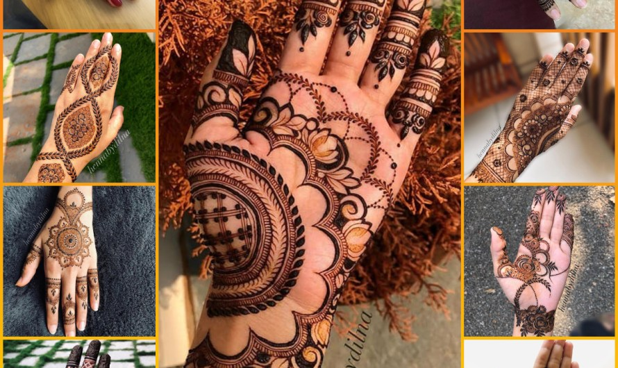 Download Quick & Simple New Easy Bridal Mehndi Designs Images 2020 For Girls