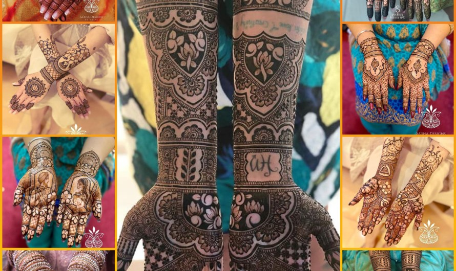 Indian Bridal Mehndi Designs Latest Unique Images 2020