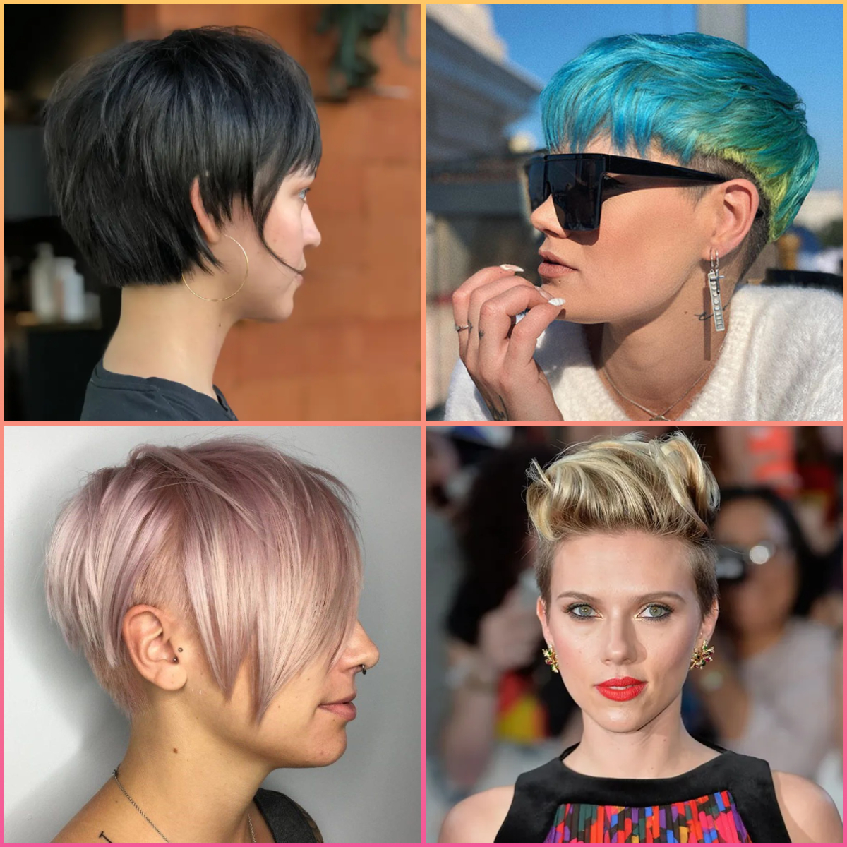 40+ Pixie Style New Short Haircuts 2020 Latest Elegant Women Hairstyles For  Summer |