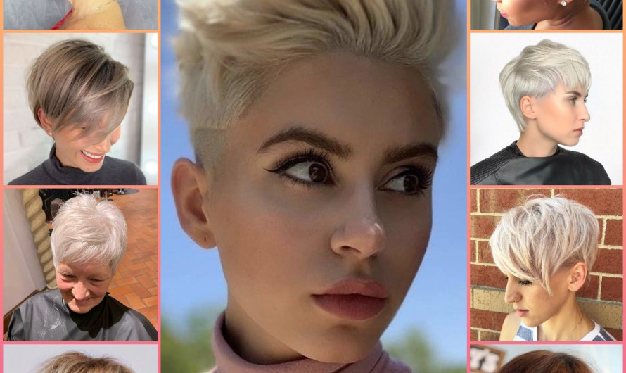 Short Hairstyles Gallery 2020 Latest Stylish Pixie Haircut Images For Women
