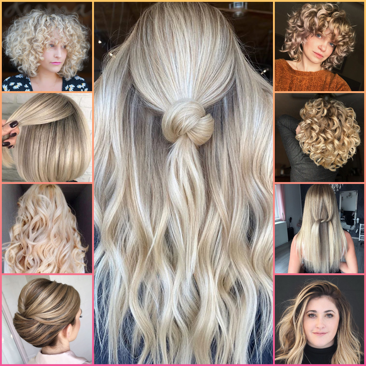Top 12+ Stylish Blonde Hairstyles Shades 12 Images For Short