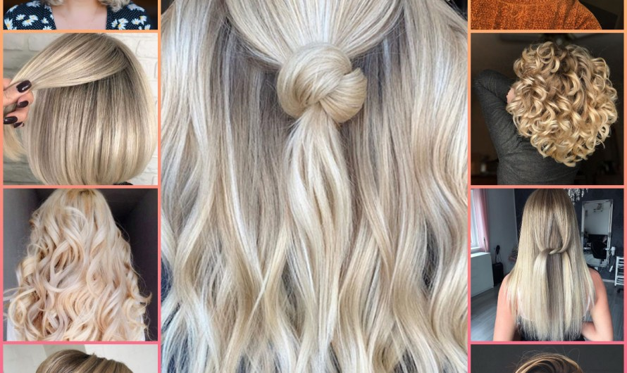 Top 50+ Stylish Blonde Hairstyles Shades 2020 Images For Short, Medium And Long Hairs