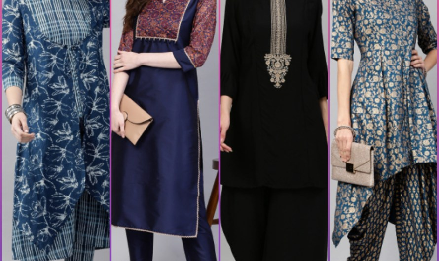 Wedding Kurti Collection 2020 For Indian Girls Latest Embroidered Kurti Images