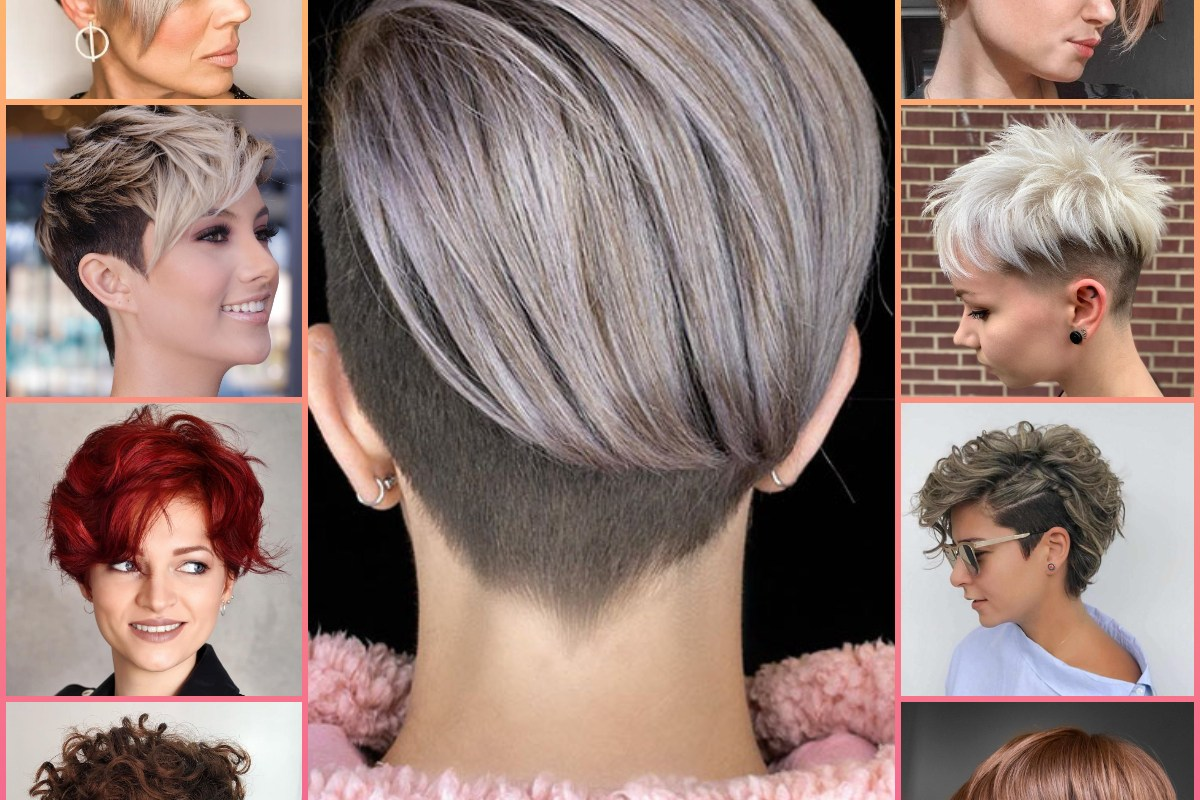 Women Beautiful 10 Attractive Short Hairstyles 10 Download