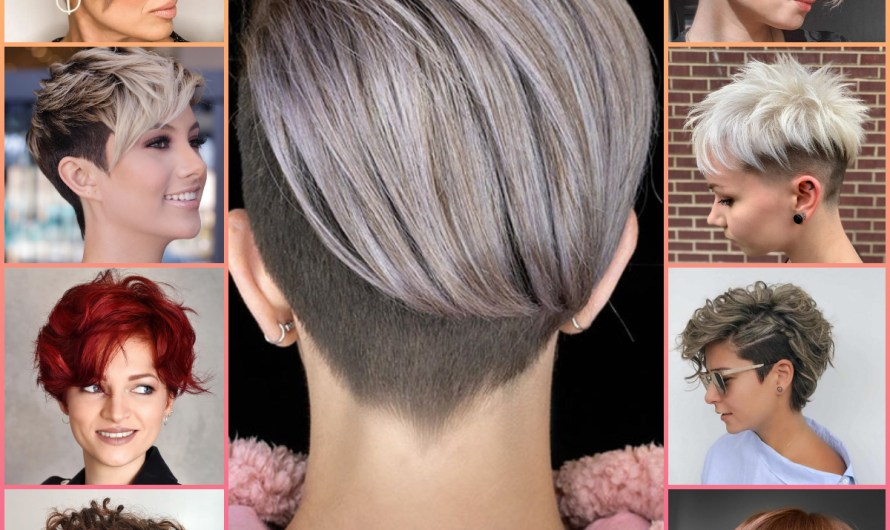 Women Beautiful 50 Attractive Short Hairstyles 2020 Download Latest Pixie Haircut Images For Ideas