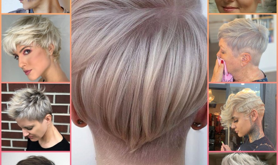 Follow 30+ Stylish Pixie Hairstyles 2020 Ideas Trends For Short Hairs In Summer