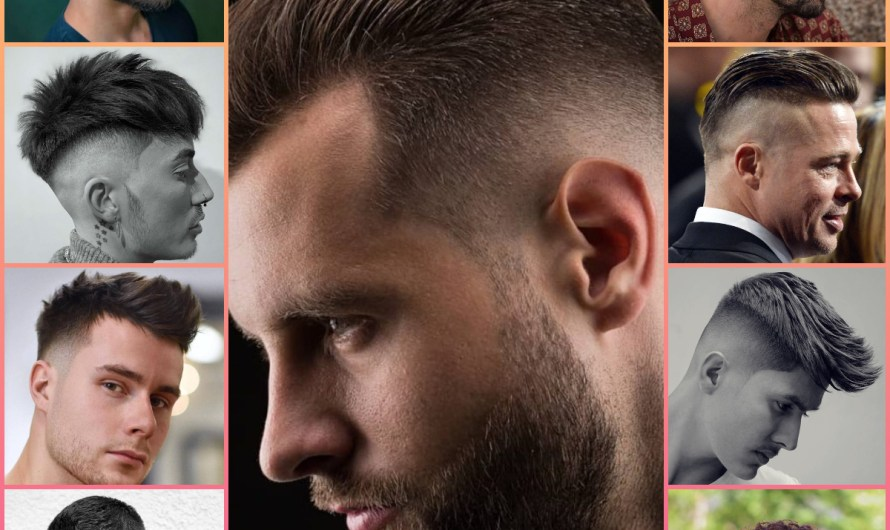 Top Simple 30 New Men Hairstyles Trends 2020 For Short Hairs Images