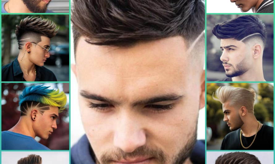 Short Sides Stylish Hairstyle For Men 2020 Best Haircuts