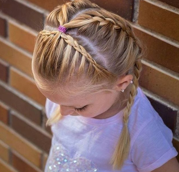 hairstyle for kids