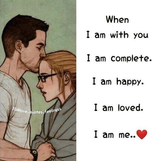 Love Quotes For Husband In English