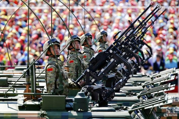 استخدام الصين للتحكم بالطقس ضد الهند عسكرياً