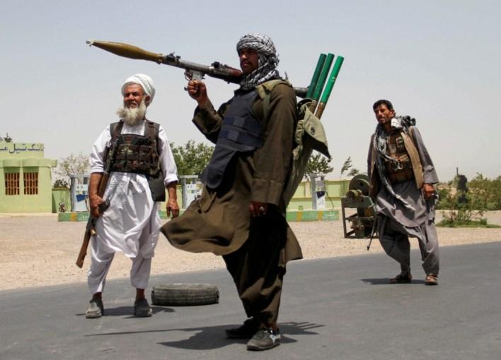 طالبان أفغانستان بريطانيا