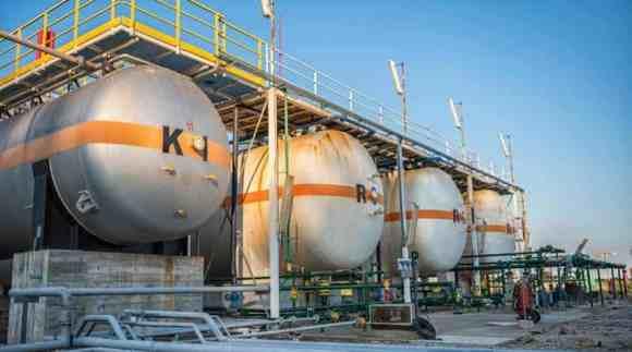 الغاز الطبيعي استثمار