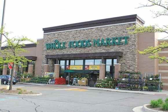 Whole foods Amazon
