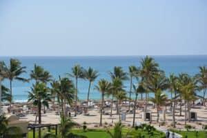 Badeurlaub am Golf von Oman