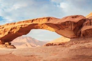Jordanien: Wadi Rum