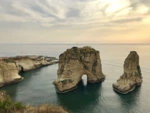 Libanon: Wilde Küste