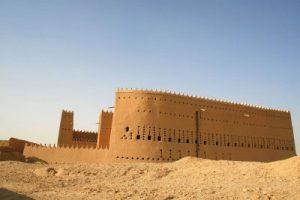Saad ibn Saud Palast nahe Riad
