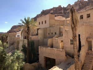 Saudi Arabien: Ortschaft
