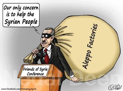 Erdoğan Proved Thieve