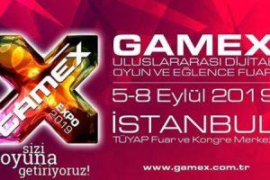 gamex international game fair expo 2019 @ BÜYÜKÇEKMECE