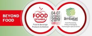CNR Food İstanbul 2019