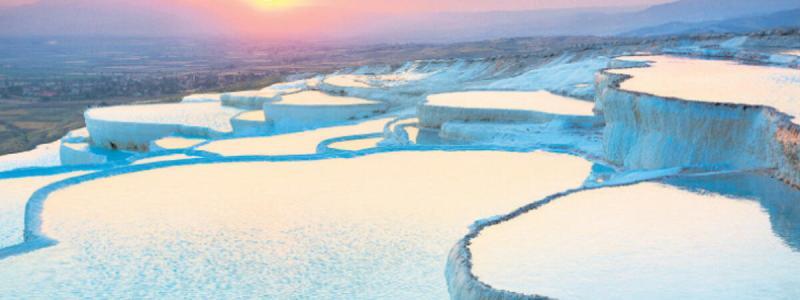 باموكالي - قلعة القطن