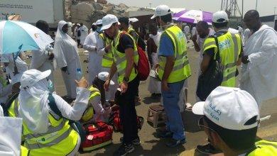 Photo of 300 ألف شاب سعودي متطوع.. أطباء وممرضون يخدمون الحجاج في عرفات