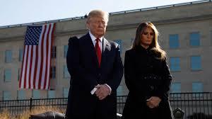 Photo of ترمب يقف دقيقة صمت بالبيت الأبيض بذكرى اعتداءات 9/11