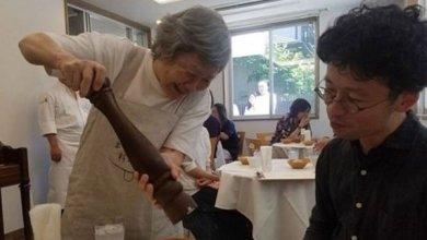 Photo of مطعم ياباني جميع موظفيه مسنون مصابون بالزهايمر