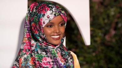 Photo of حليمة آدن… عارضة أزياء محجبة تحطم الحواجز في عالم الموضة