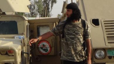 "Photo of داعش ينشر صور ""الجهادي جون"" ويصفه بـ""باسم الثغر"""