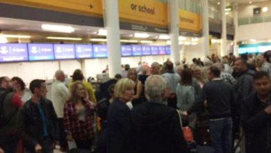 Photo of فوضى الأجواء.. تعطل أنظمة 6 مطارات دولية مهمة