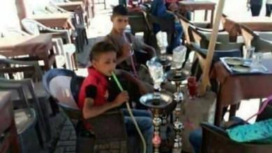 """Photo of """"شيشة الأطفال"""" تشعل نيران الغضب في مصر"""