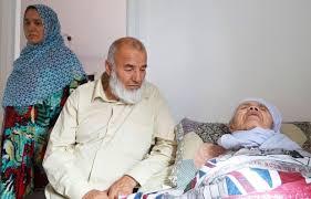 Photo of قصة مأساوية.. عجوز عمرها 106 سنوات تحصل على اللجوء بالسويد