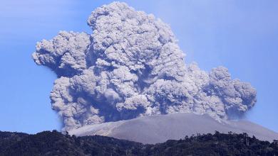 Photo of بركان نشط يرفع حالة التأهب في اليابان!