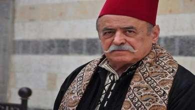 Photo of الفنان السوري أسعد فضة يتذكر أيامه في كتاب