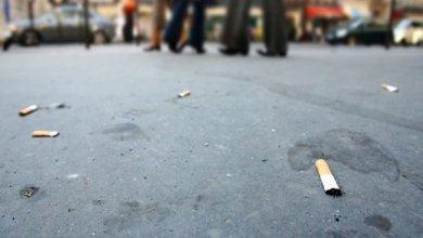Photo of غرامة 2500 ريال لمن يُلقي بأعقاب السجائر في شوارع الكويت