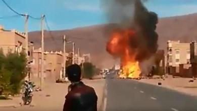 Photo of بالفيديو.. انفجارات متتالية تهز المغرب