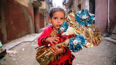 "Photo of مصر.. ""عاصمة الحلوى"" تتزين للمولد النبوي"