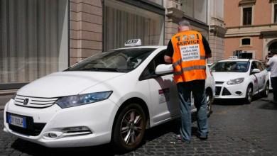 Photo of روما تعطي سائقي الأجرة دروساً في السلوك والإنجليزية