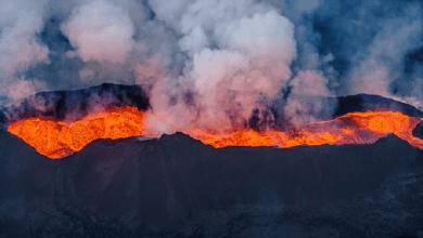 Photo of أكبر بركان على وشك الانفجار