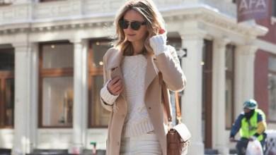 Photo of هكذا يمكنكِ ارتداء السروال الأبيض في الشتاء!
